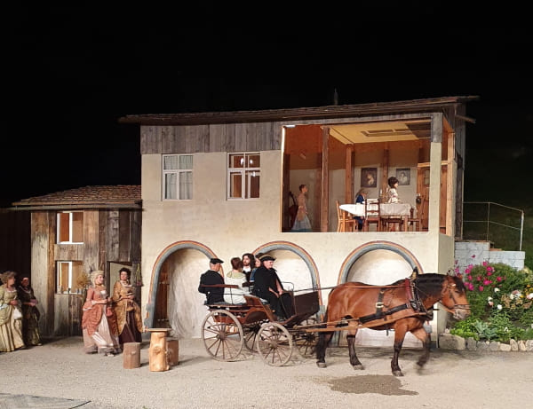 Freilichttheater Rüthi - Anna Göldi