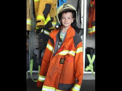 Tatü-Tata - wir besuchten die Feuerwehr