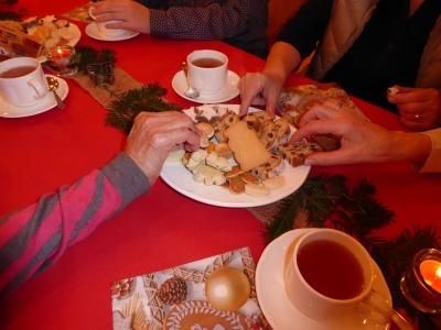 Frauenadventsfeier in der Weihnachtsbäckerei ...