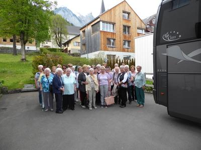 Maiausflug der St. Margrether Seniorinnen