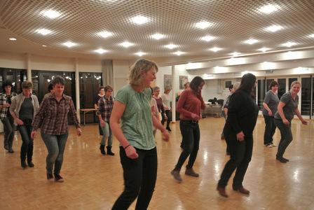 Line Dance Kurs