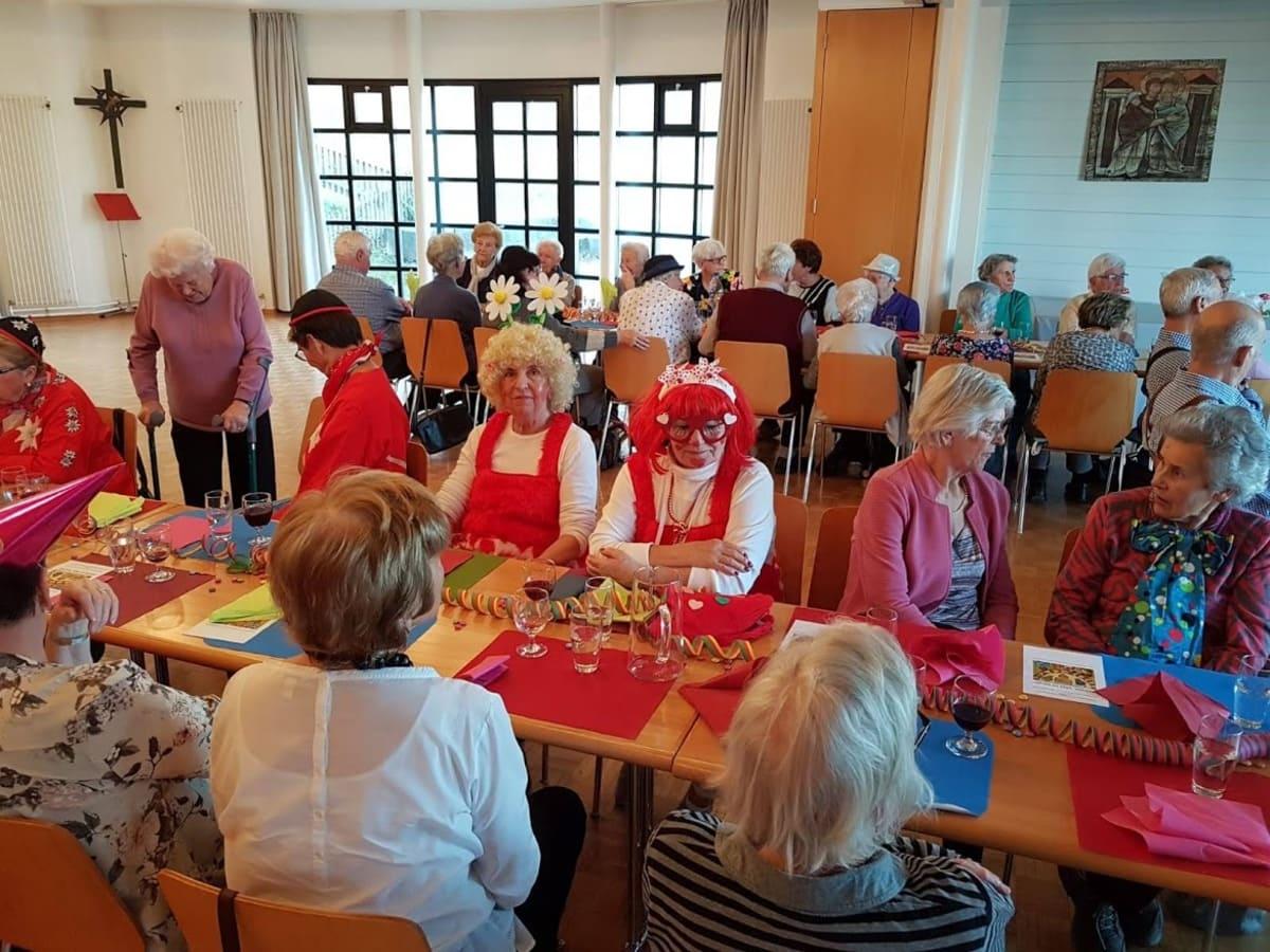 Senioren-Fasnacht 2019