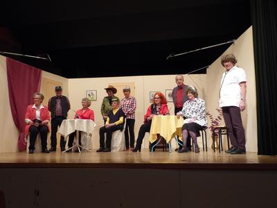 Theater: die Silberfüchse